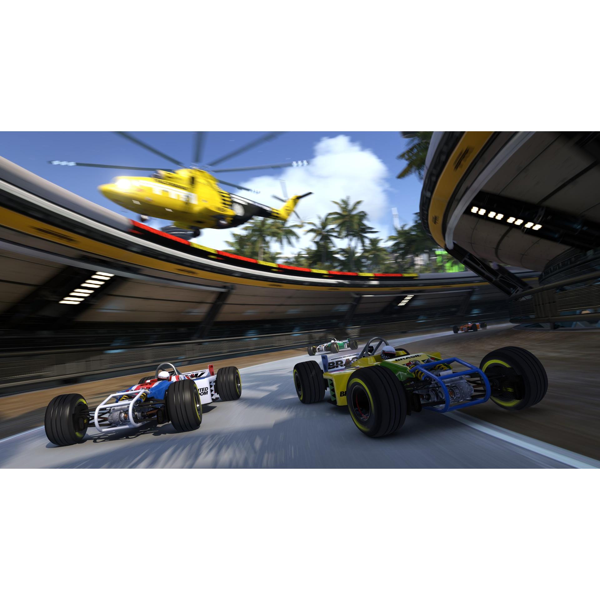 Joc Trackmania Turbo pentru PS4 1