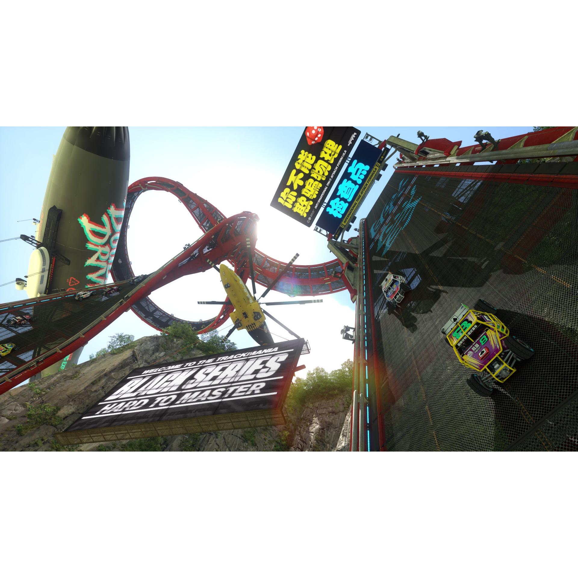 Joc Trackmania Turbo pentru PS4 2