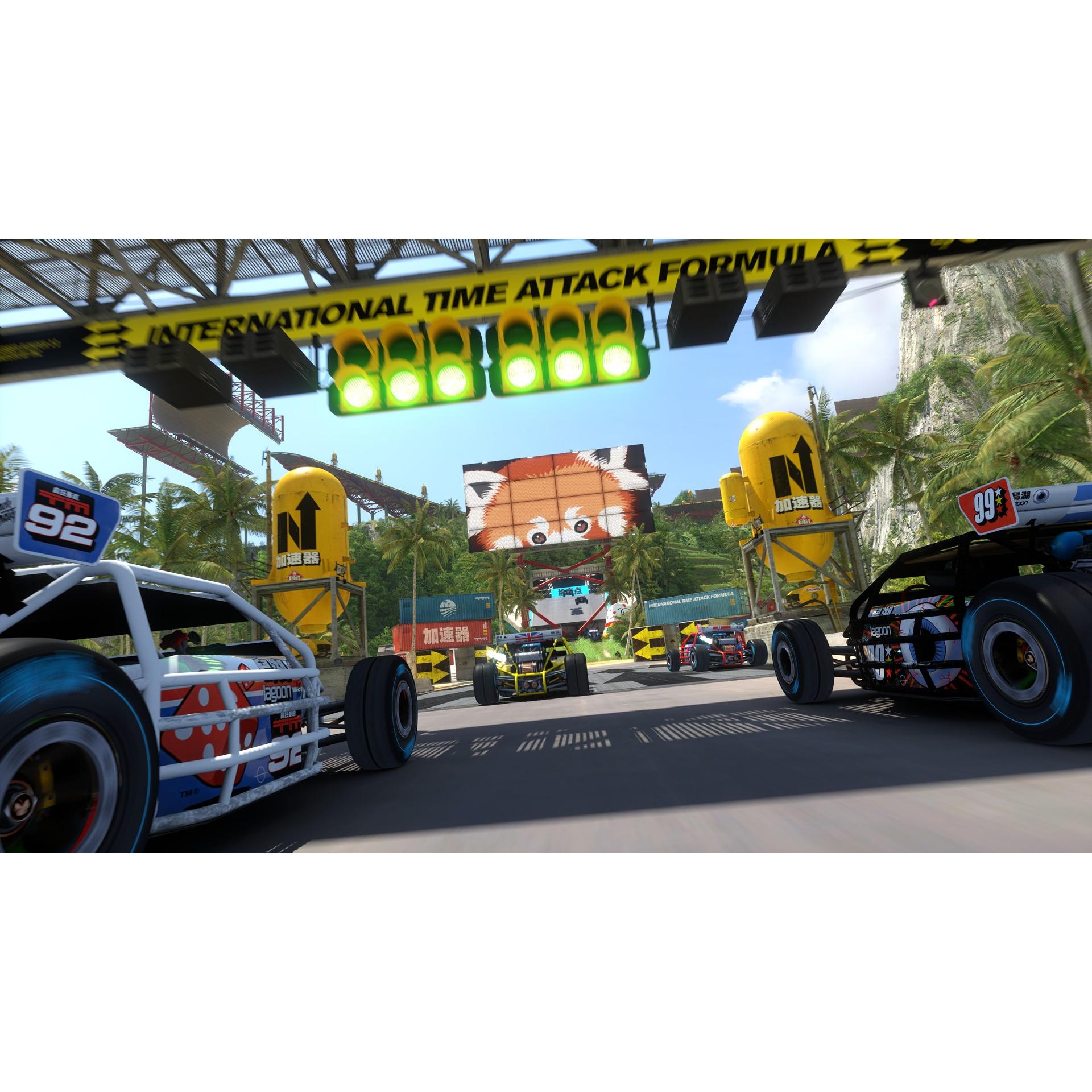 Joc Trackmania Turbo pentru PS4 4