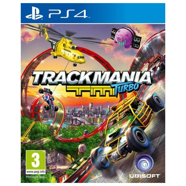 Joc Trackmania Turbo pentru PS4 0