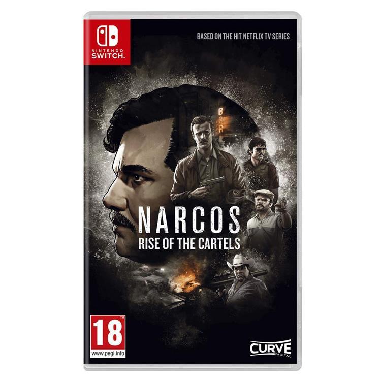 Joc Narcos Rise Of The Cartels Nintendo Switch 0