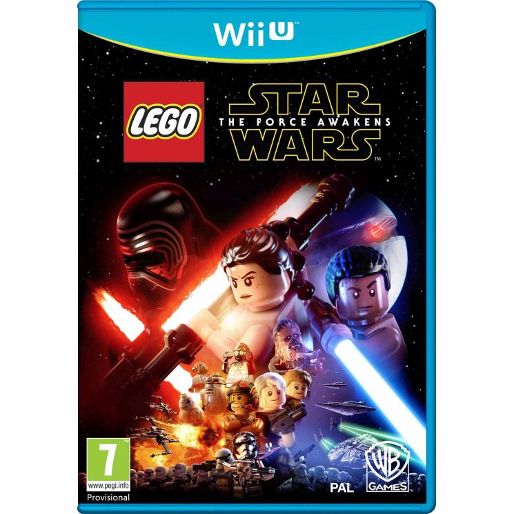 Joc LEGO : STAR WARS THE FORCE AWAKENS pentru WII U 0