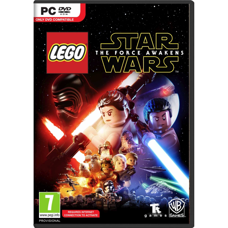 Joc LEGO : STAR WARS THE FORCE AWAKENS pentru PC 0