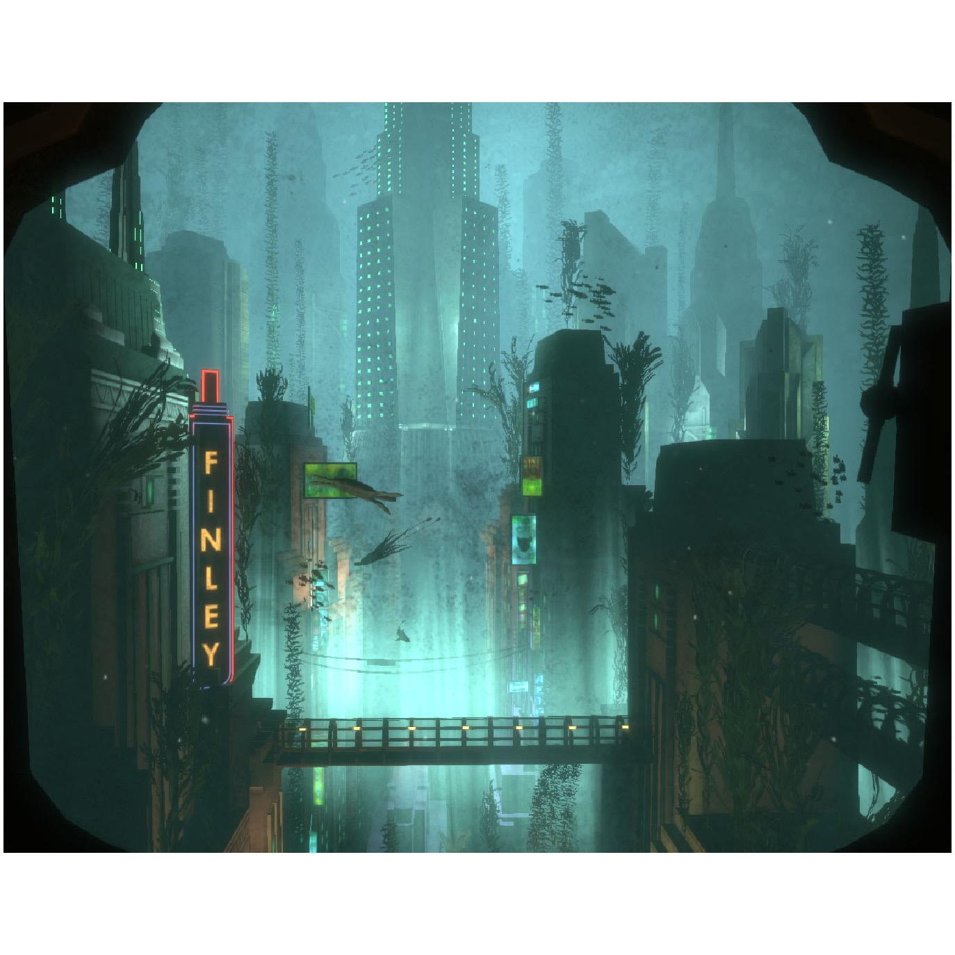 Joc Bioshock: The Collection pentru Nintendo Switch 1