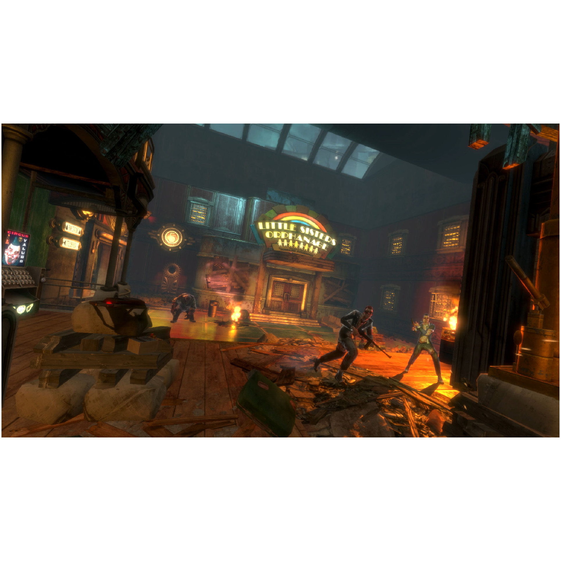 Joc Bioshock: The Collection pentru Nintendo Switch 3