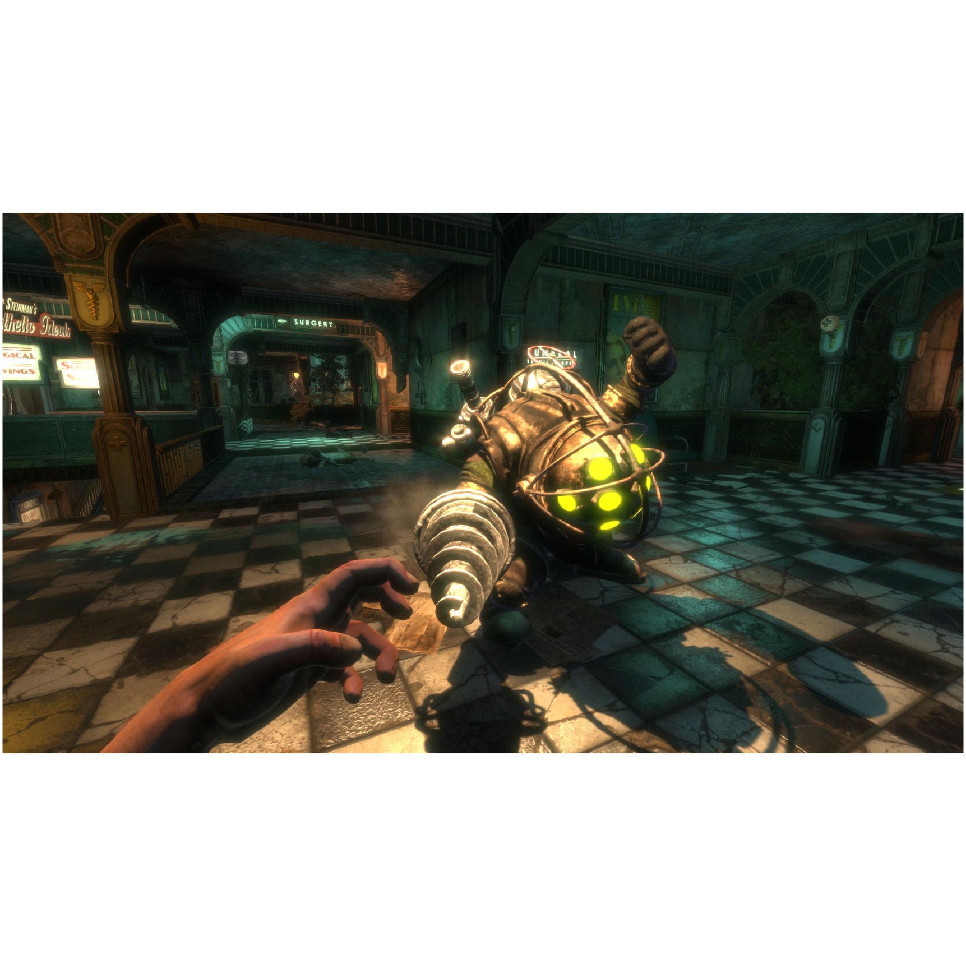 Joc Bioshock: The Collection pentru Nintendo Switch 2