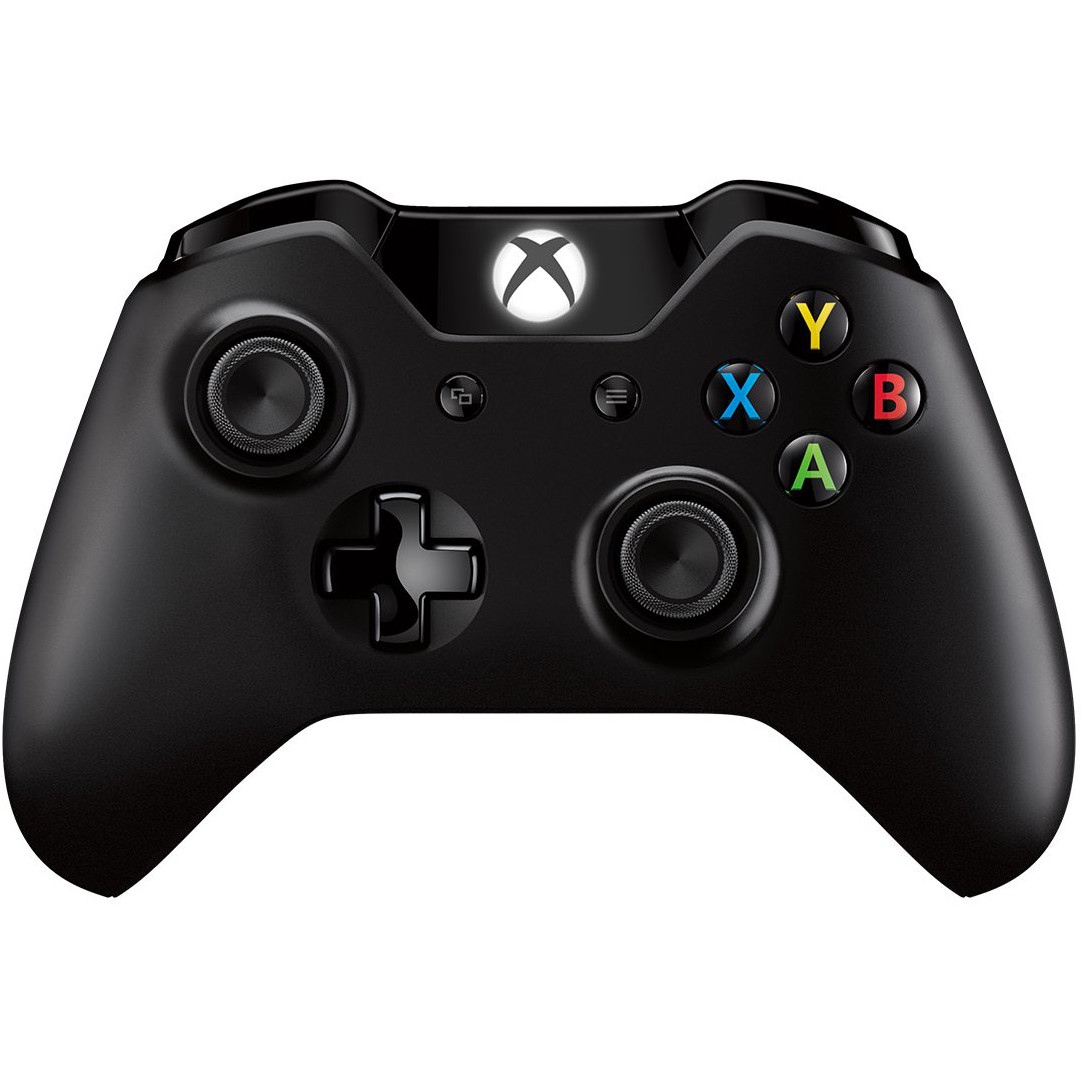 Controller Wireless Microsoft Xbox One + adaptor pentru PC 1