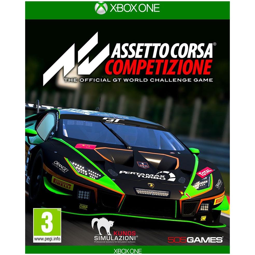Joc Assetto Corsa Competizione pentru Xbox One 0