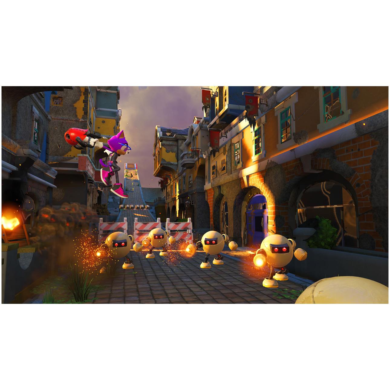 Joc Sonic Forces pentru PlayStation 4 6