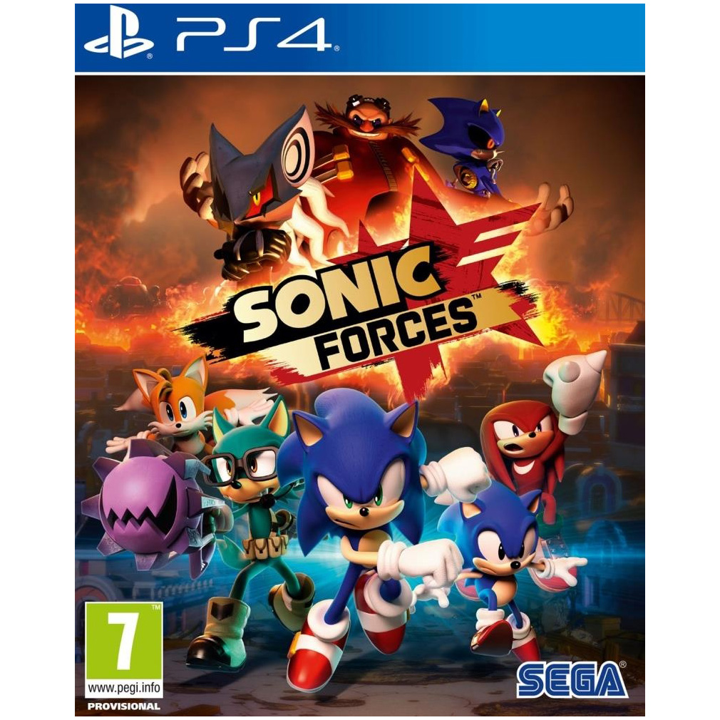 Joc Sonic Forces pentru PlayStation 4 0