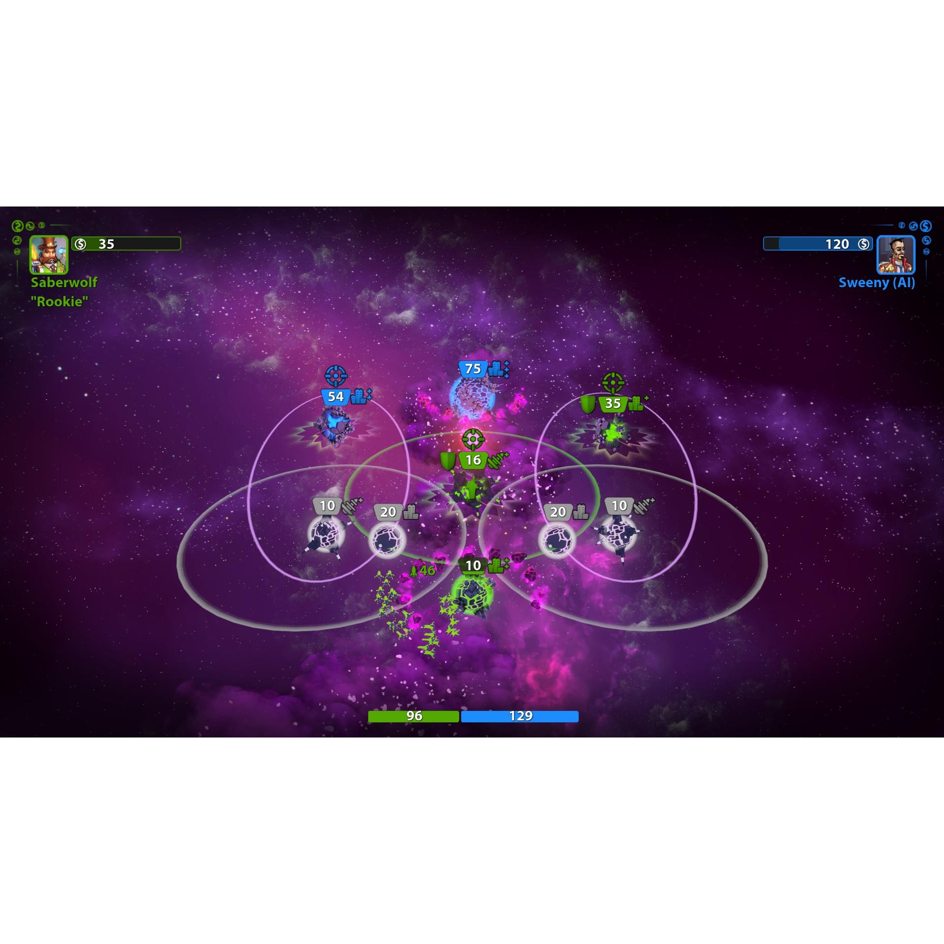 Joc Planets Under Attack Steam Pentru Calculator 5