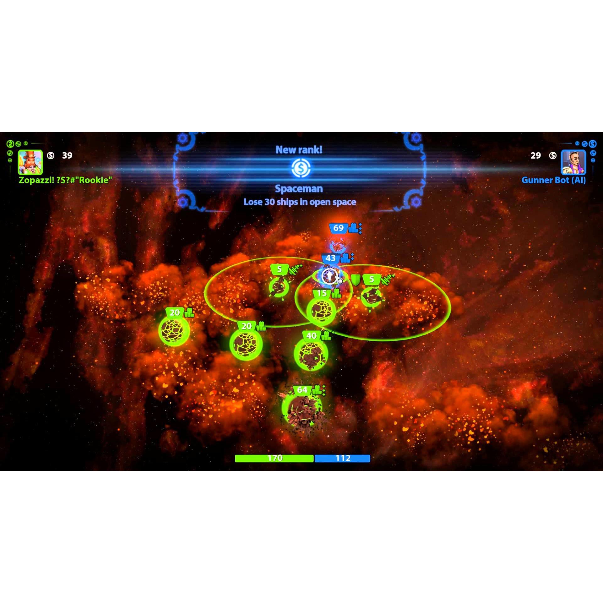 Joc Planets Under Attack Steam Pentru Calculator 6