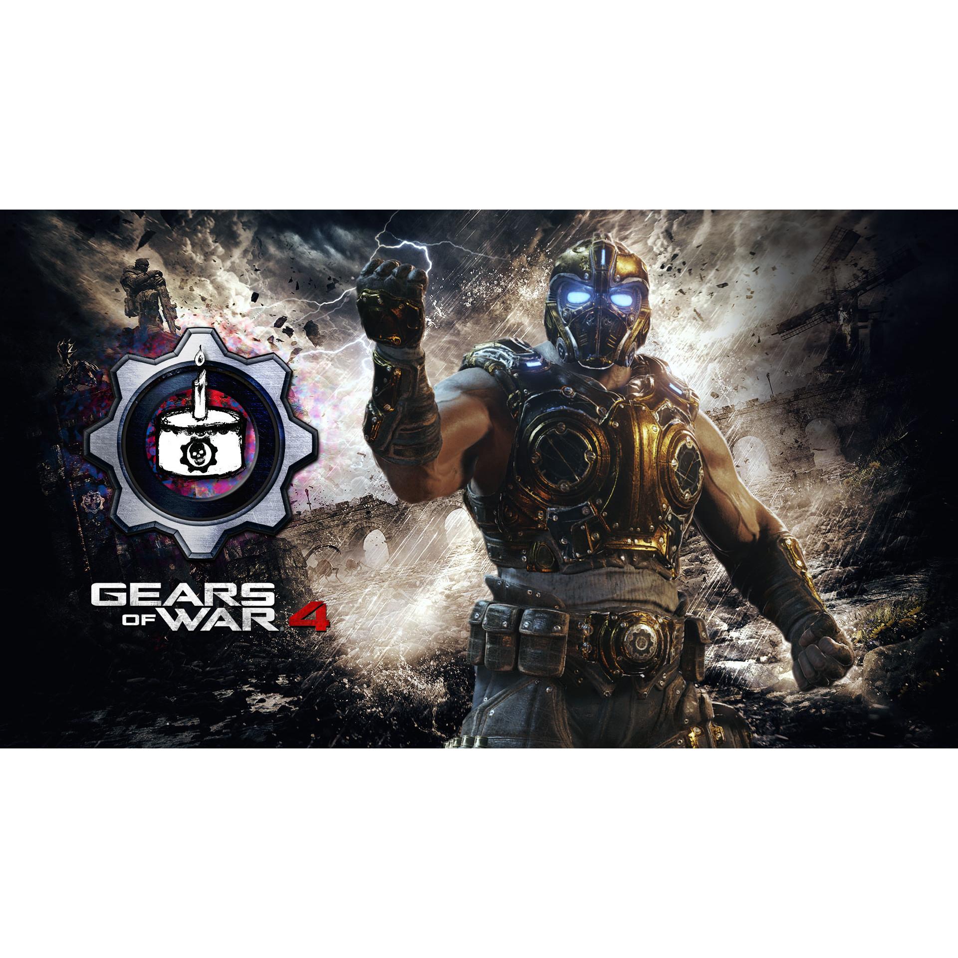 Joc Gears of War 4 XBOX LIVE + Windows 10 Key 1
