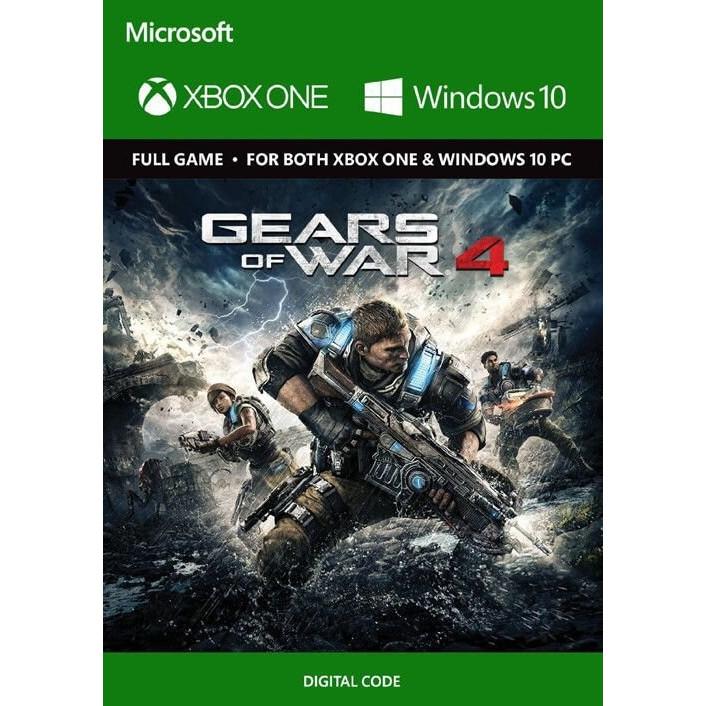 Joc Gears of War 4 XBOX LIVE + Windows 10 Key 0