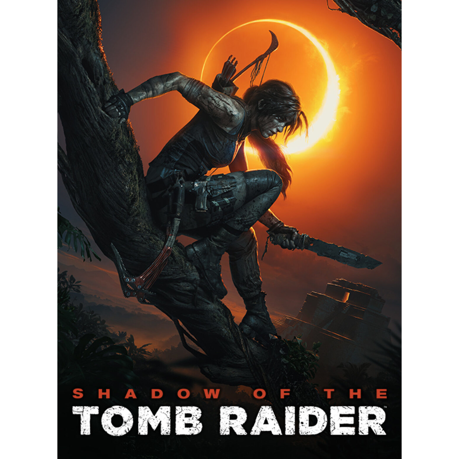 Joc Shadow of the Tomb Raider Steam Key Pentru Calculator 0