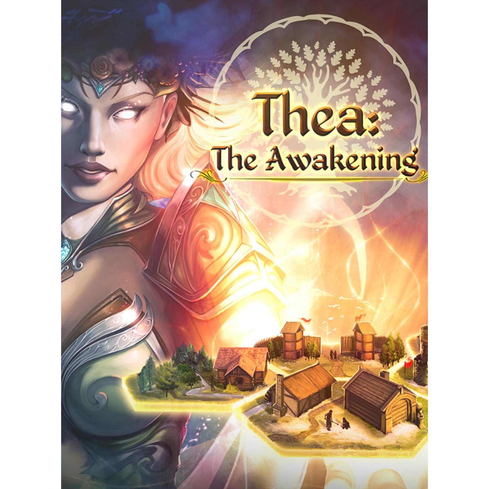 Joc Thea The Awakening Steam Key Pentru Calculator 0