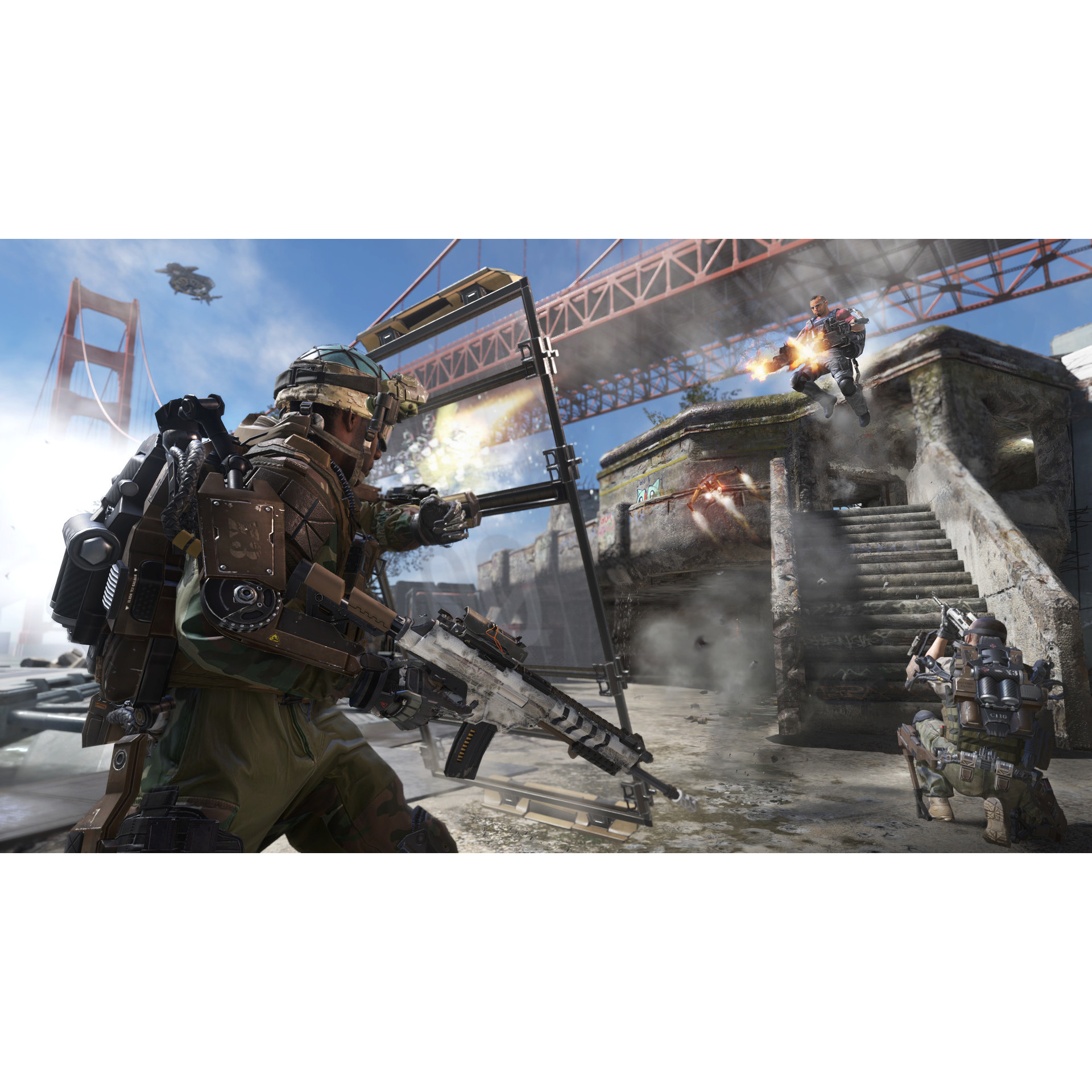 Joc Call of Duty Advanced Warfare Steam Key Pentru Calculator 2