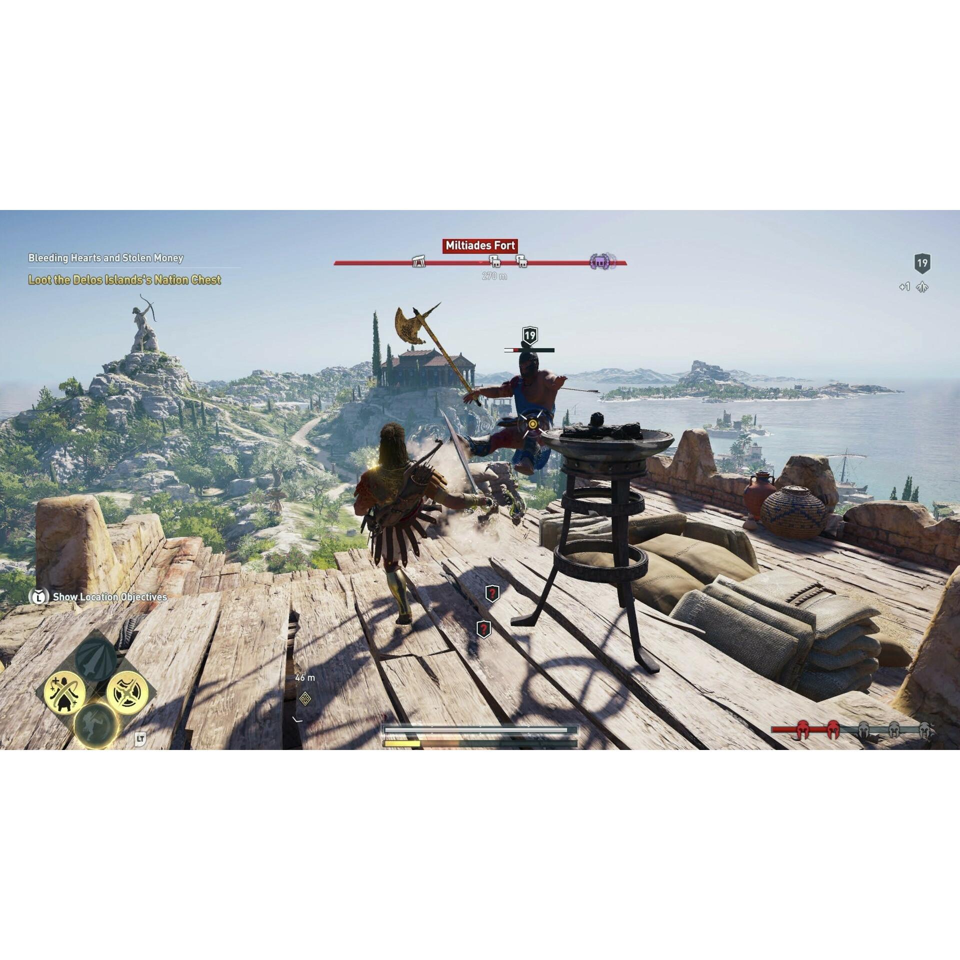 Joc Assassin's Creed Odyssey GOLD XBOX LIVE Key 1