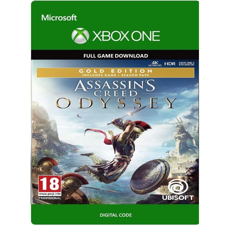 Joc Assassin's Creed Odyssey GOLD XBOX LIVE Key 0