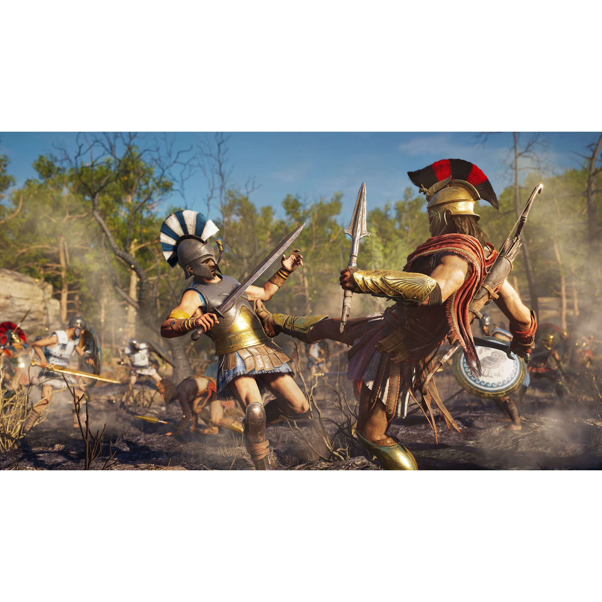 Joc Assassin's Creed Odyssey GOLD XBOX LIVE Key 3