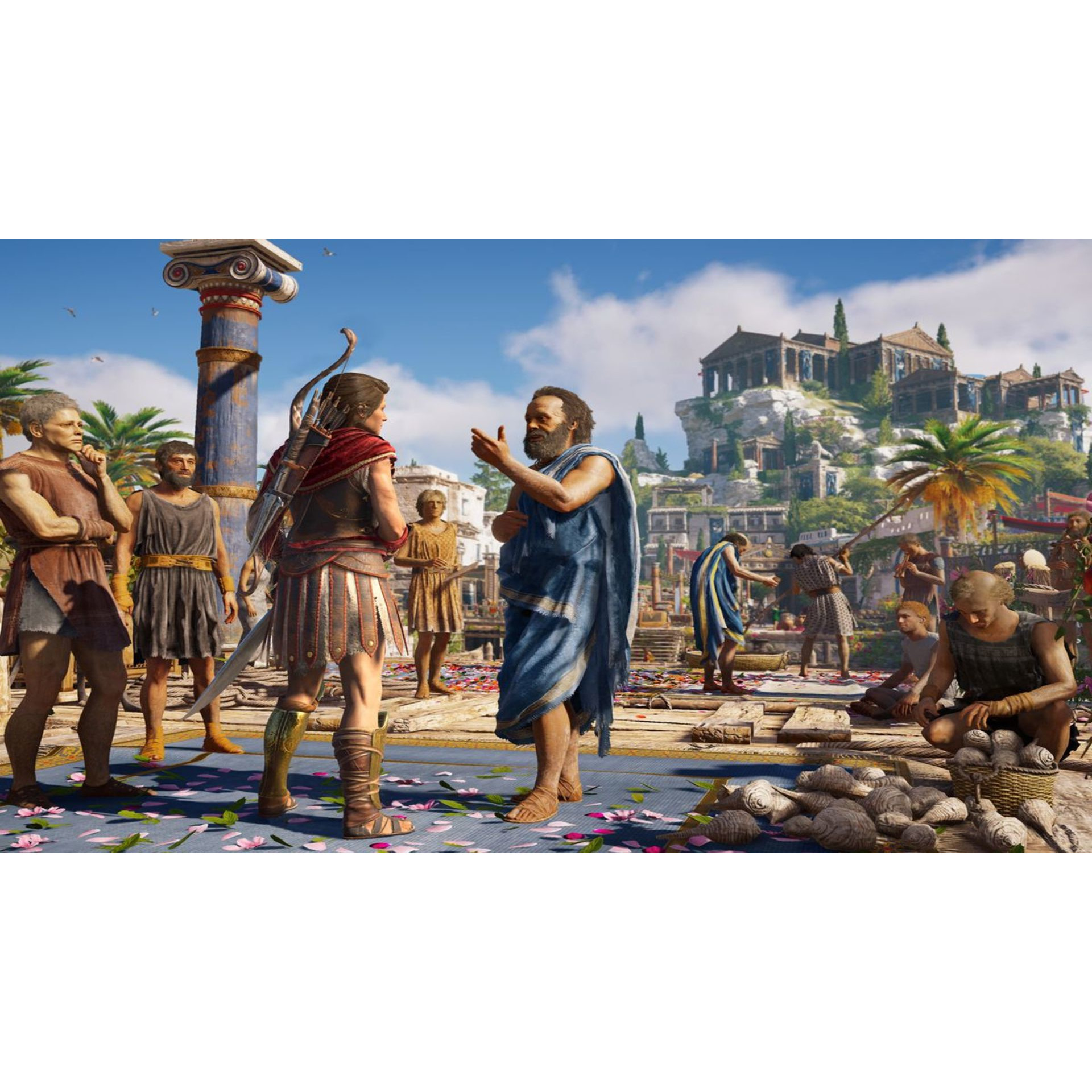 Joc Assassin's Creed Odyssey GOLD XBOX LIVE Key 4
