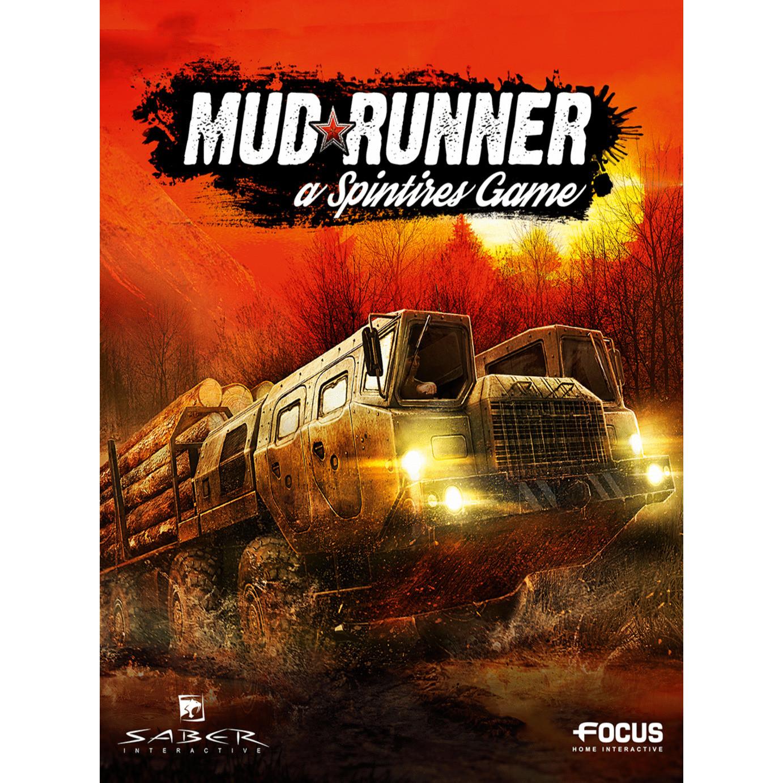 Joc Spintires MudRunner Steam CD Key Pentru Calculator 0
