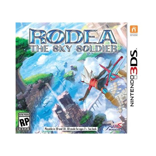 Joc Rodea The Sky Soldier Nintendo 3Ds 0