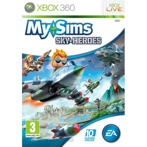 Joc MySims SkyHeroes pentru Xbox 360 0