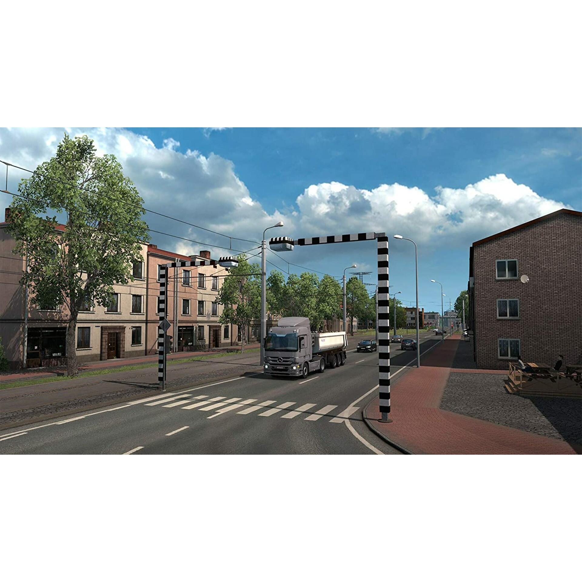 Joc Euro Truck Simulator 2 Beyond the Baltic Sea Steam Key Pentru Calculator 2