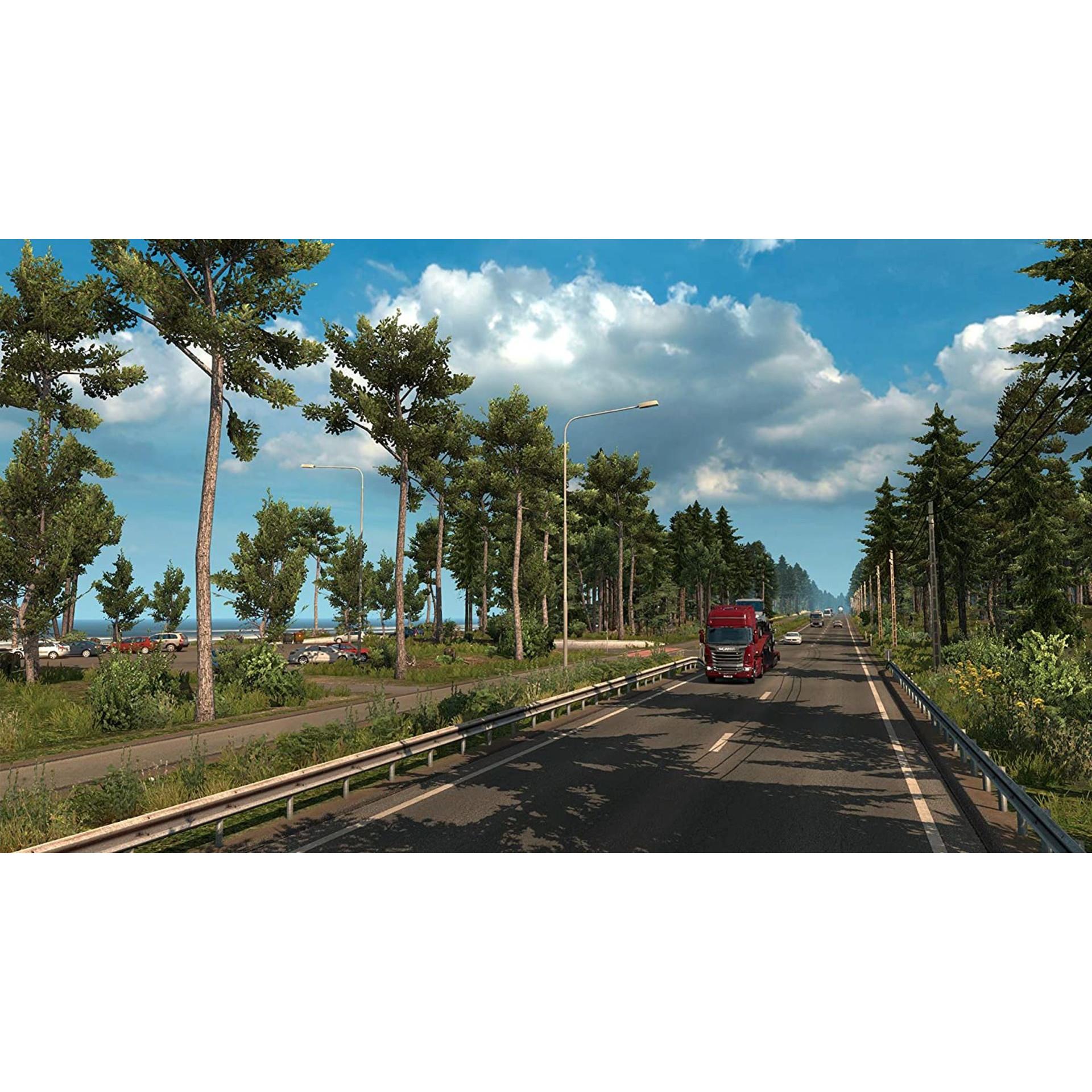 Joc Euro Truck Simulator 2 Beyond the Baltic Sea Steam Key Pentru Calculator 5