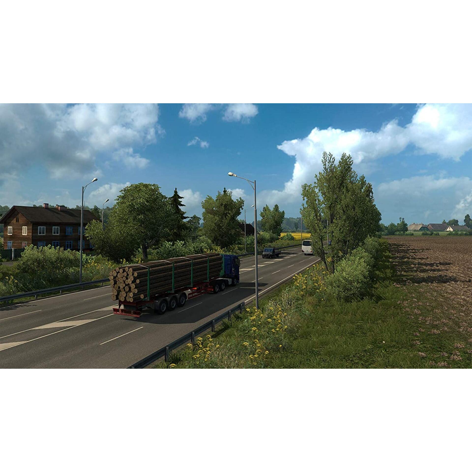 Joc Euro Truck Simulator 2 Beyond the Baltic Sea Steam Key Pentru Calculator 6