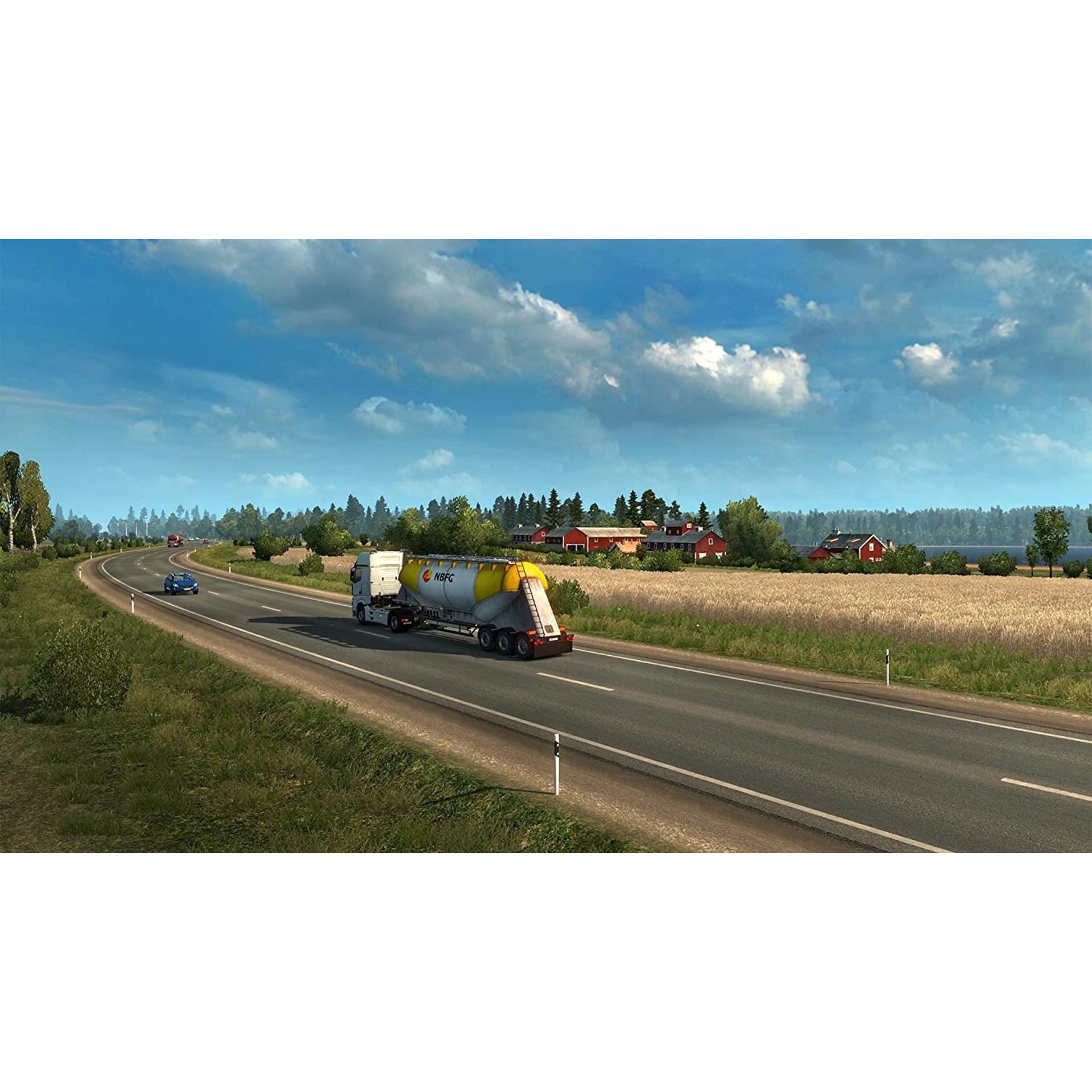 Joc Euro Truck Simulator 2 Beyond the Baltic Sea Steam Key Pentru Calculator 7