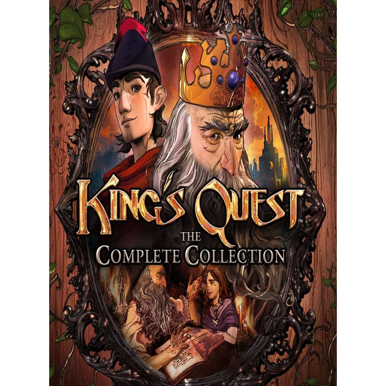 Joc King's Quest The Complete Collection Steam Key Pentru Calculator 0