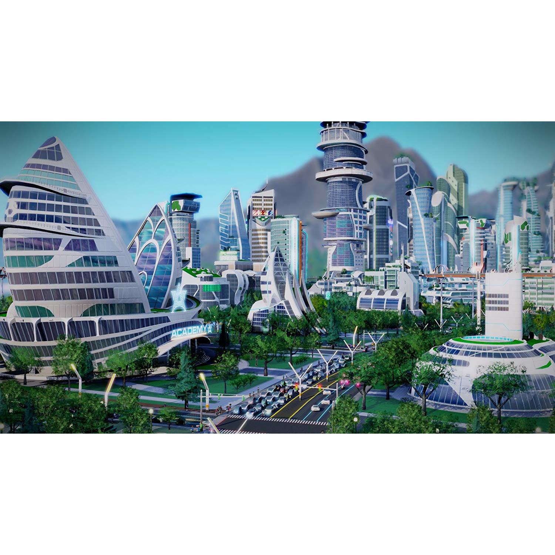 Joc SimCity Cities of Tomorrow Origin Key Pentru Calculator 3