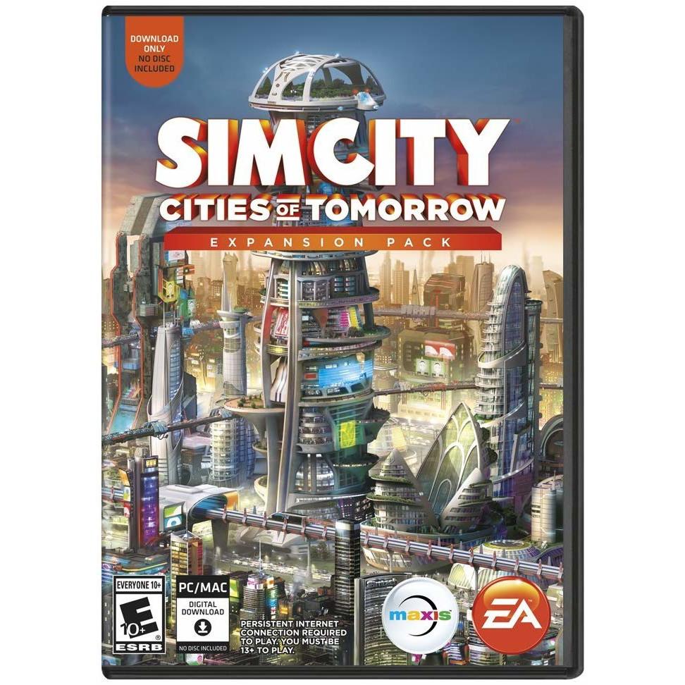 Joc SimCity Cities of Tomorrow Origin Key Pentru Calculator 0