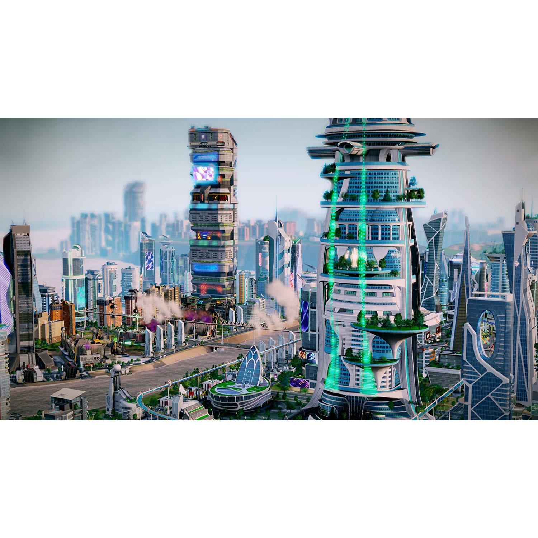 Joc SimCity Cities of Tomorrow Origin Key Pentru Calculator 4
