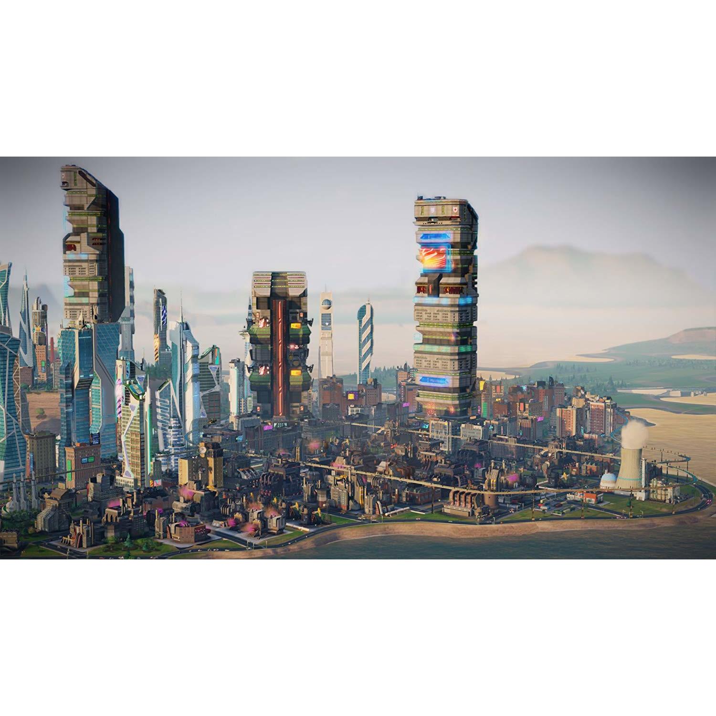Joc SimCity Cities of Tomorrow Origin Key Pentru Calculator 2