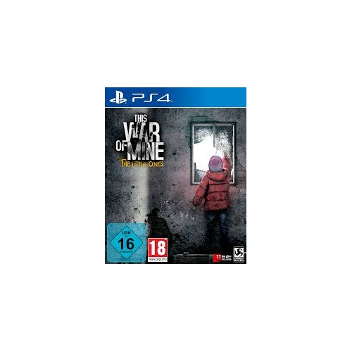 This War Of Mine The Little Ones Ps4 0