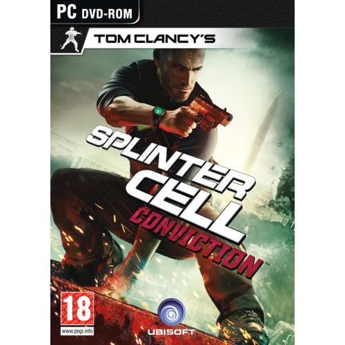 Joc Splinter Cell Conviction- Complete Exclusive pentru PC0