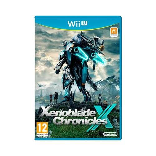 Joc Xenoblade Chronicles X Nintendo Wii U 0