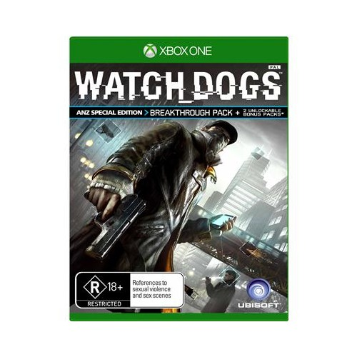 Watch Dogs Complete Edition Xbox One 0