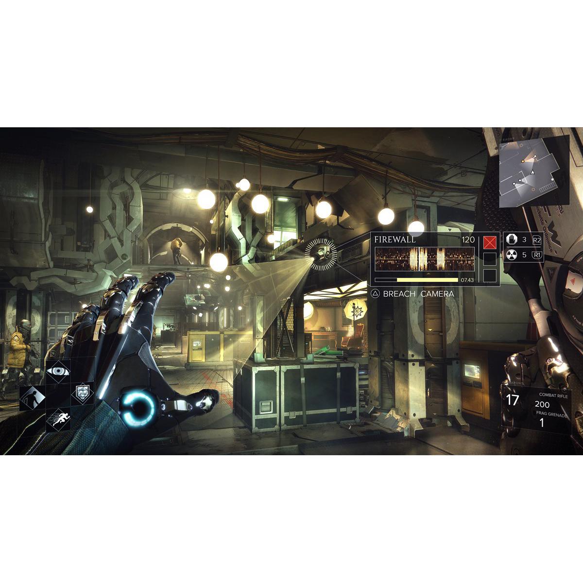 Joc Deus Ex Mankind Divided Steelbook Edition pentru PC 4