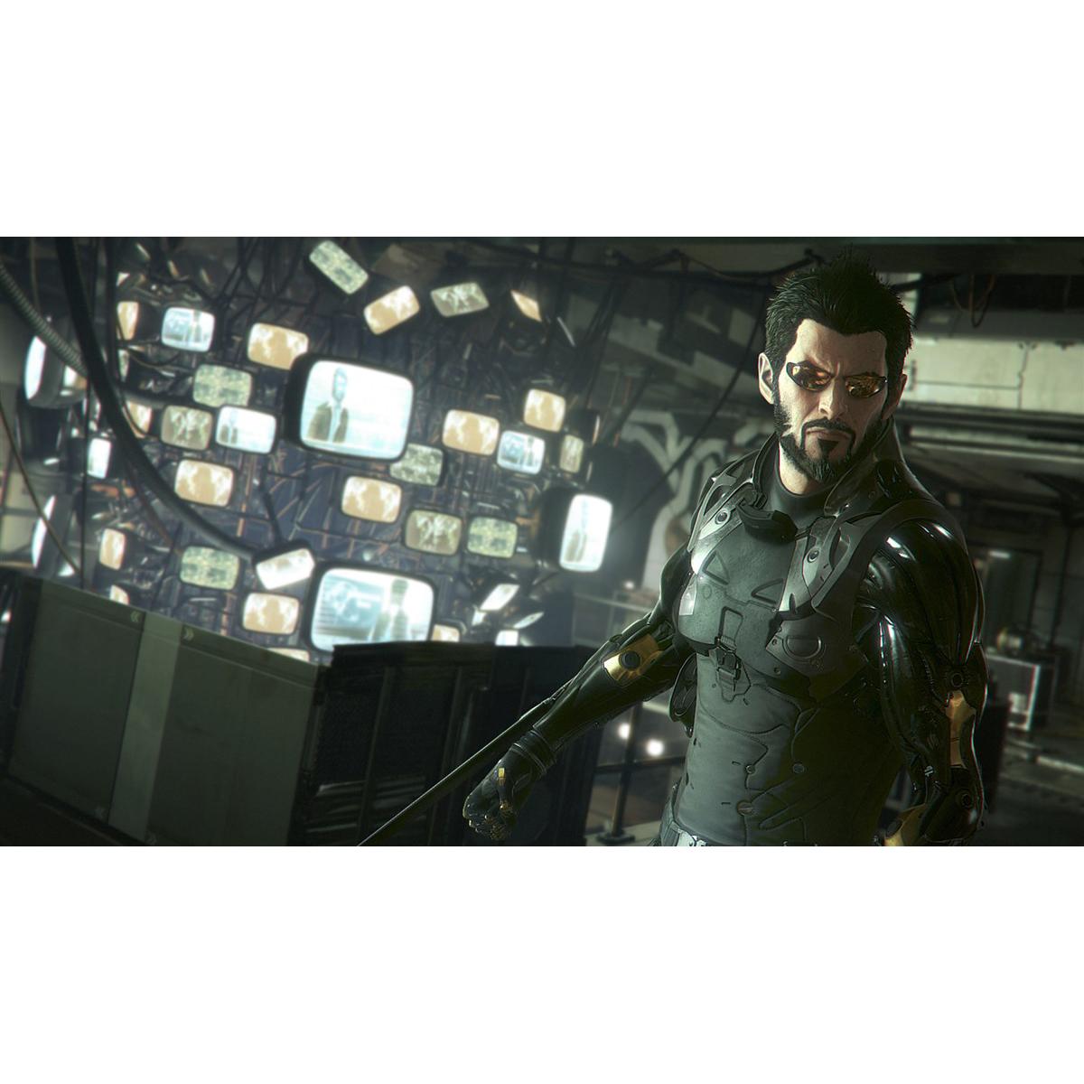Joc Deus Ex Mankind Divided Steelbook Edition pentru PC 3