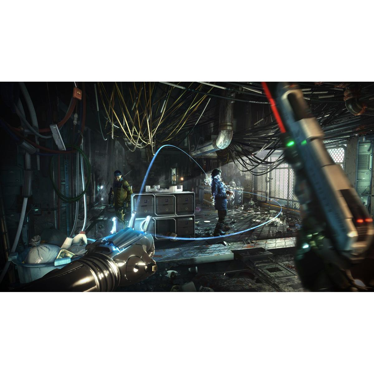 Joc Deus Ex Mankind Divided Steelbook Edition pentru PC 1