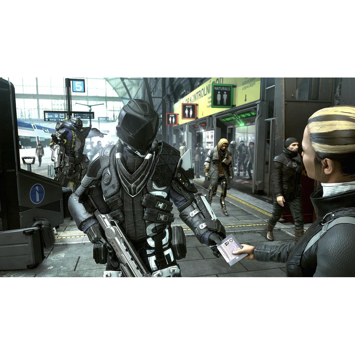 Joc Deus Ex Mankind Divided Steelbook Edition pentru PC 8