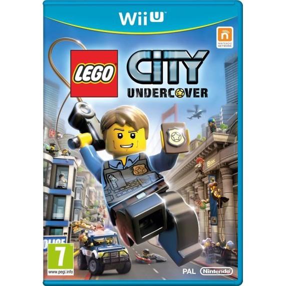 LEGO City Undercover Wii U 0