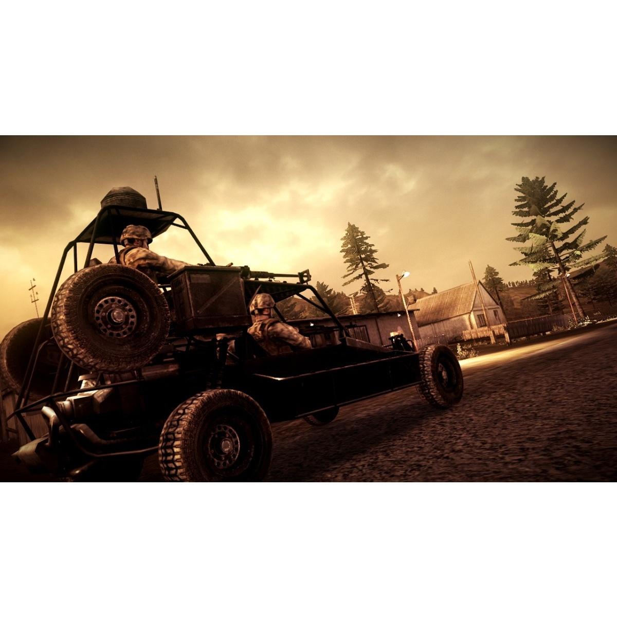 Joc Operation Flashpoint Dragon Rising pentru PS3 6