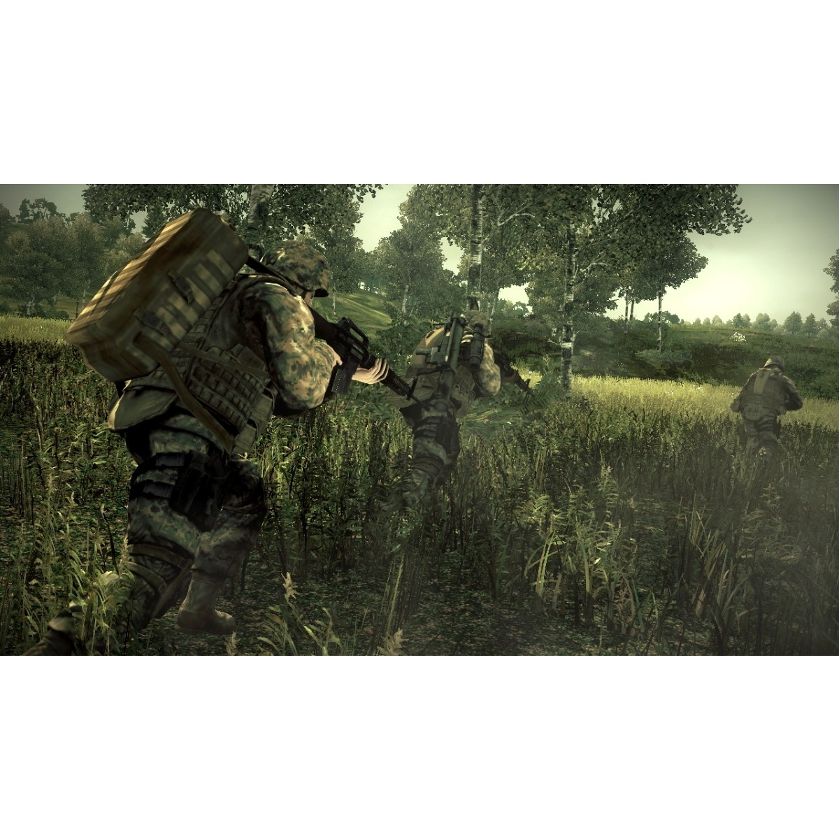 Joc Operation Flashpoint Dragon Rising pentru PS3 11