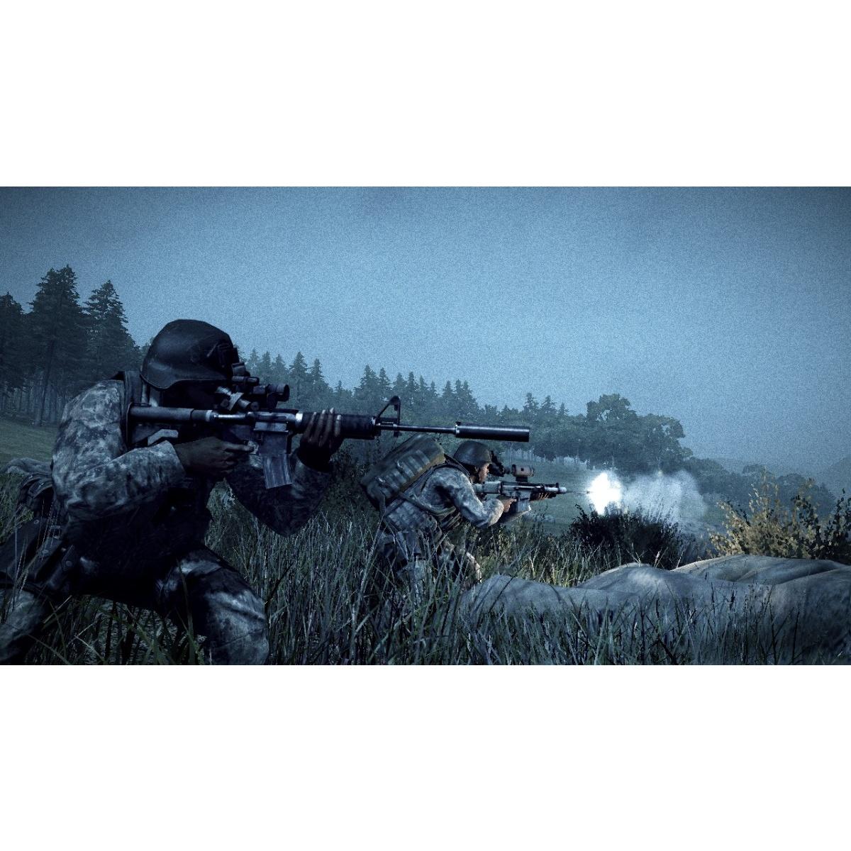 Joc Operation Flashpoint Dragon Rising pentru PS3 12