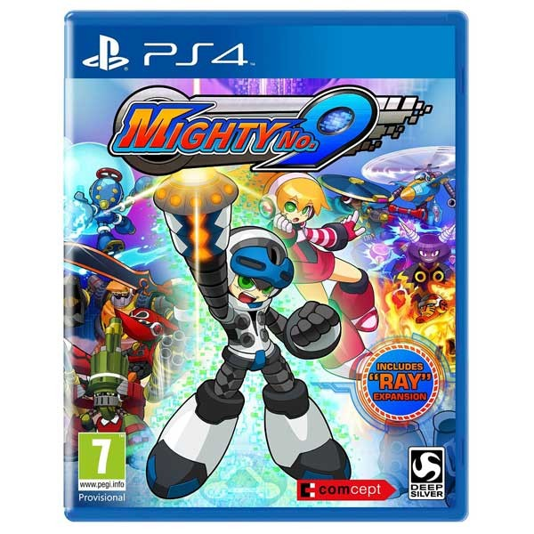 Joc Mighty No. 9 PS4 0
